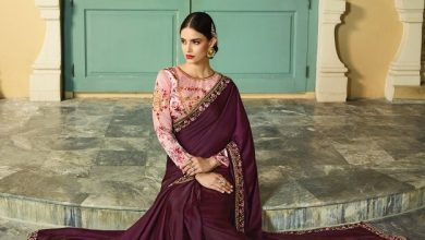 Photo of 4 Occasions That Are Incomplete Without A Designer Saree